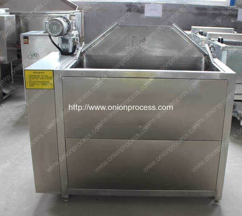 Automatic-Discharge-Electric-Heating-Frying-Machine