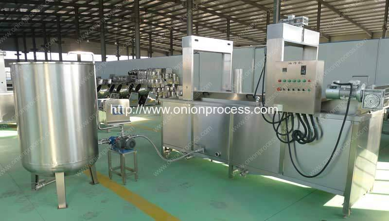 Onion-RingFrying-Machine-with-Oil-Filter-Tank
