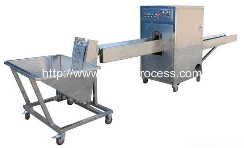Automatic-Onion-Root-Cutting-Machine