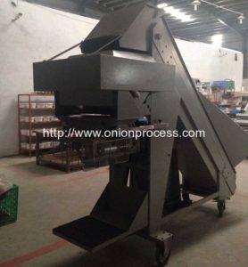 Automatic Onion Weighting Mesh Bag Packing Machine