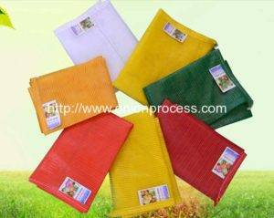 Onion Packing Mesh Bag for Sale