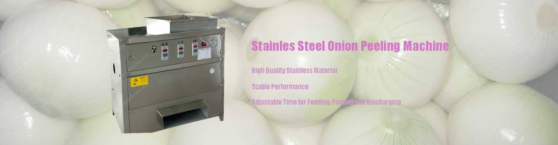 small-stainless-steel-onion-peeling-machine