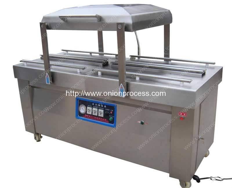 Machine d'emballage semi-automatique à vide
