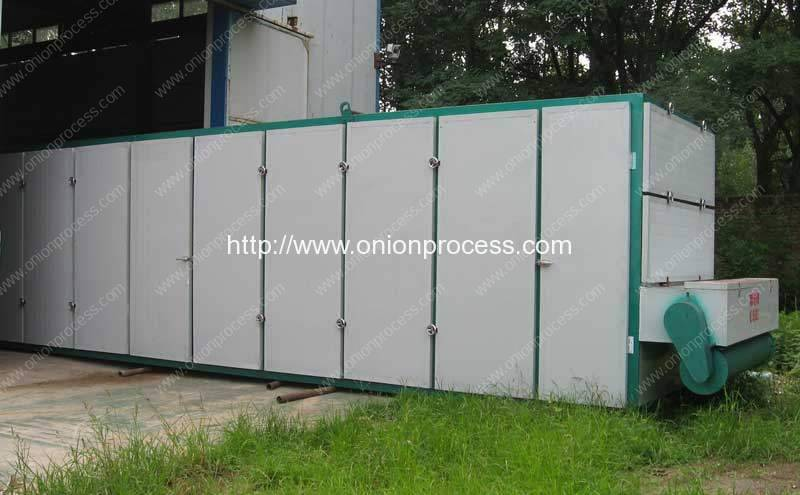 Full-Automatic-Onion-Dehydrate-Drying-Oven