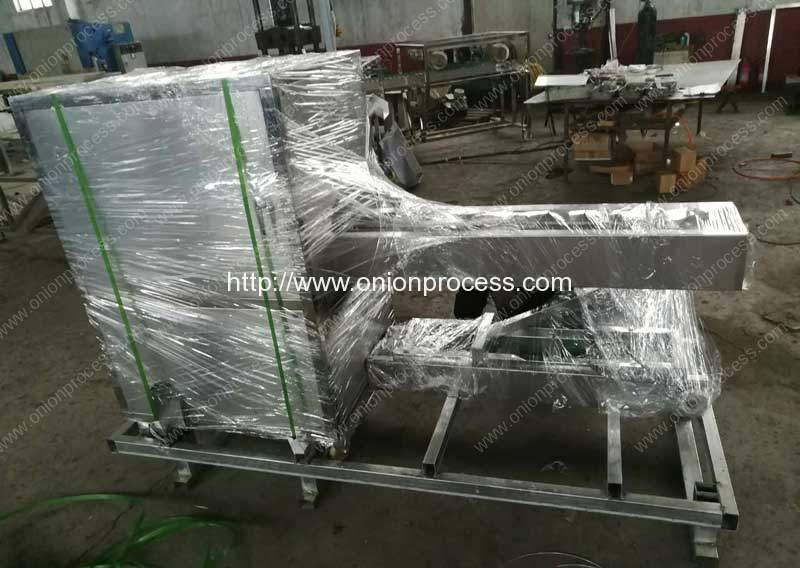 Onion-Root-Cutting-Machine-with-Steel-Frame-Package