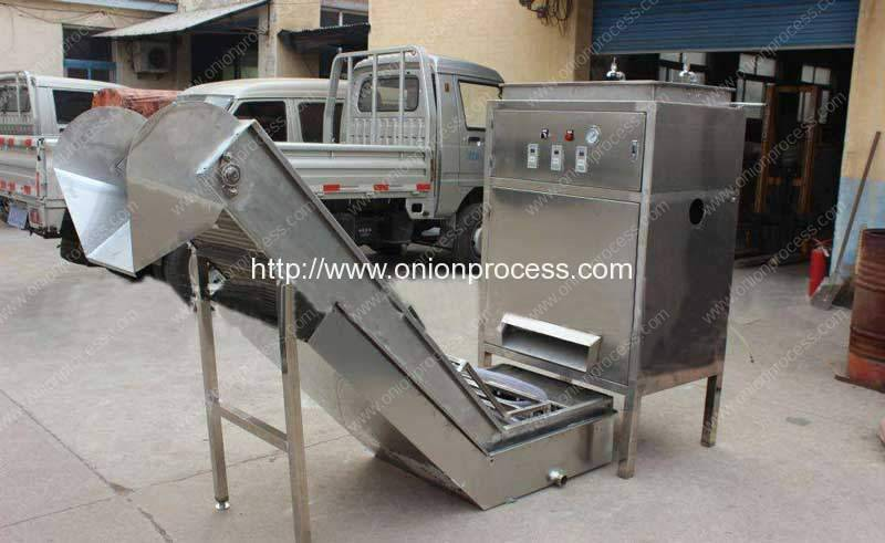 Pneumatic-Onion-Peeling-Machine-for-Pakistan-Customer