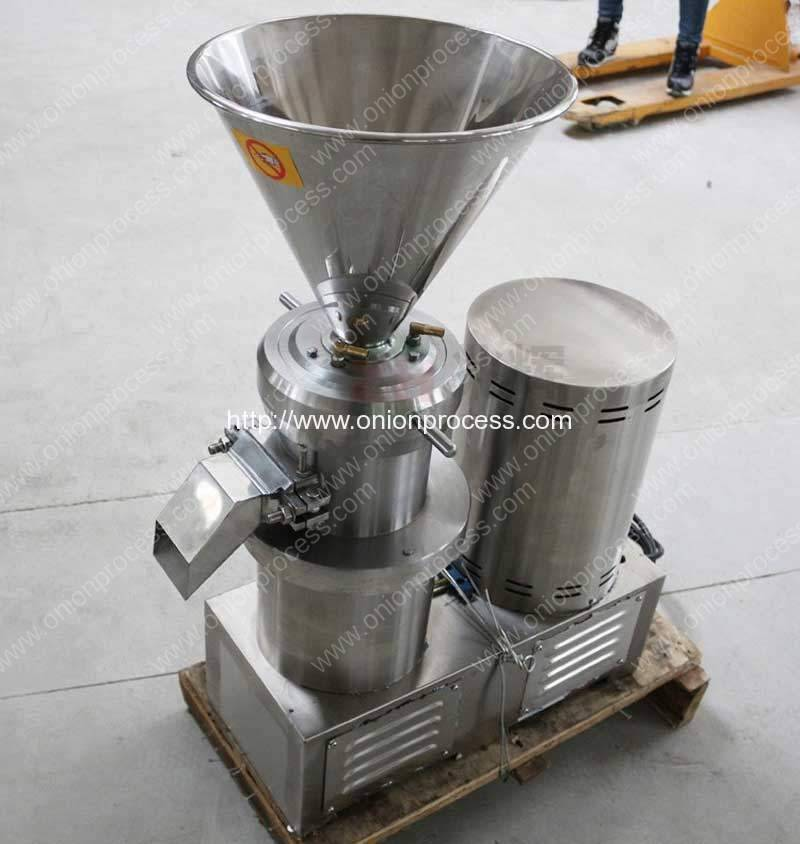 Stainless-Steel-Onion-Paste-Colloid-Mill-Machine