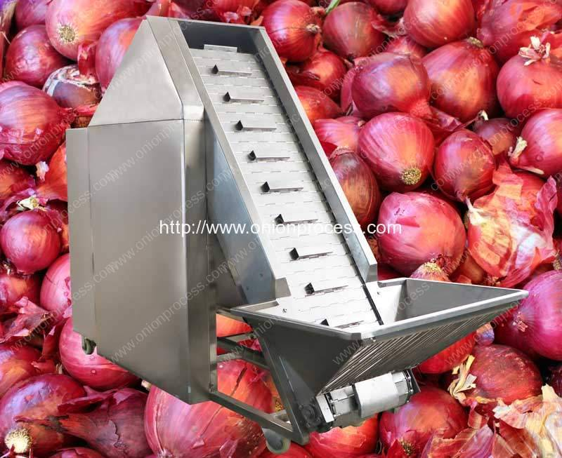 Automatic-Small-Diameter-Onion-Peeling-Machine-for-India-Customer