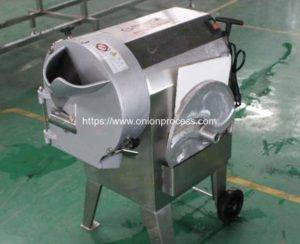 Multi-Function Onion Cutting Machine for Sale