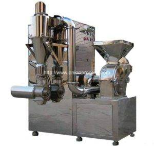Automatic Onion Powder Grinder with Cyclone Dust Collector