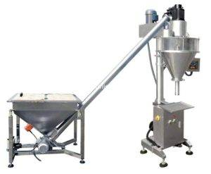 Auger-Filler-Type-Onion-Powder-Filling-Machine-with-Big-Powder-Hopper