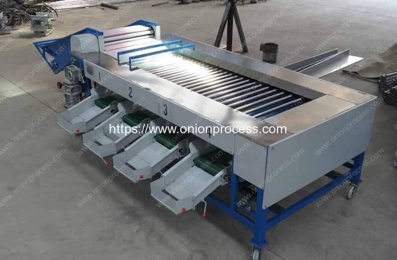 Automatic-Rolling-Rod-Type-Onion-Shallot-Size-Sorting-Machine-for-Sale