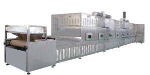Automatic-Onion-Powder-Microwave-Sterilizer-Machine