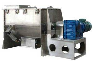 Automatic Onion Powder Ribbon Blending Machine