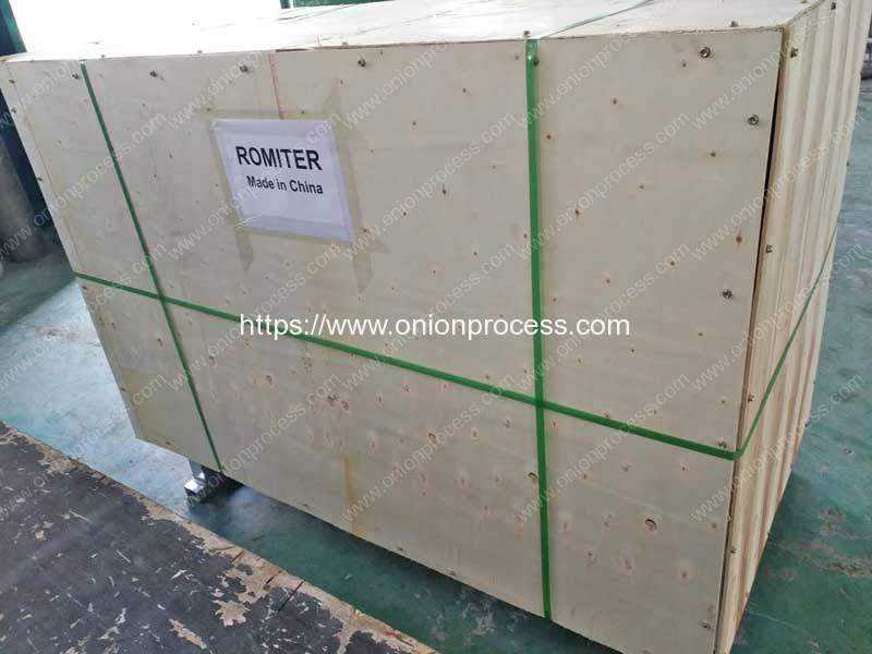 Plywood-Package-Onion-Ring-Cutting-Machine