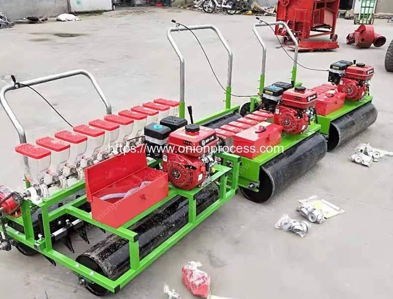 High-Precission-Diesel-Engine-Onion-Seeds-Planter-Machine