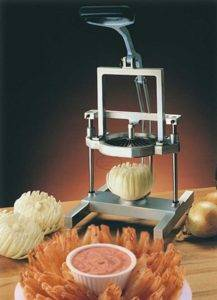 Manual Onion Flower Cutting Machine