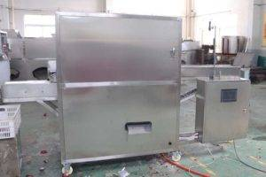 Automatic-Onion-Root-Concave-Cutting-and-Peeling-Machine-PLC-for-Macedonia-Customer