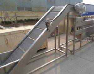 Automatic-Steel-Mesh-Belt-Conveyor-Elevator