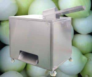 Small Auto Feeding Type Onion Peeling Machine