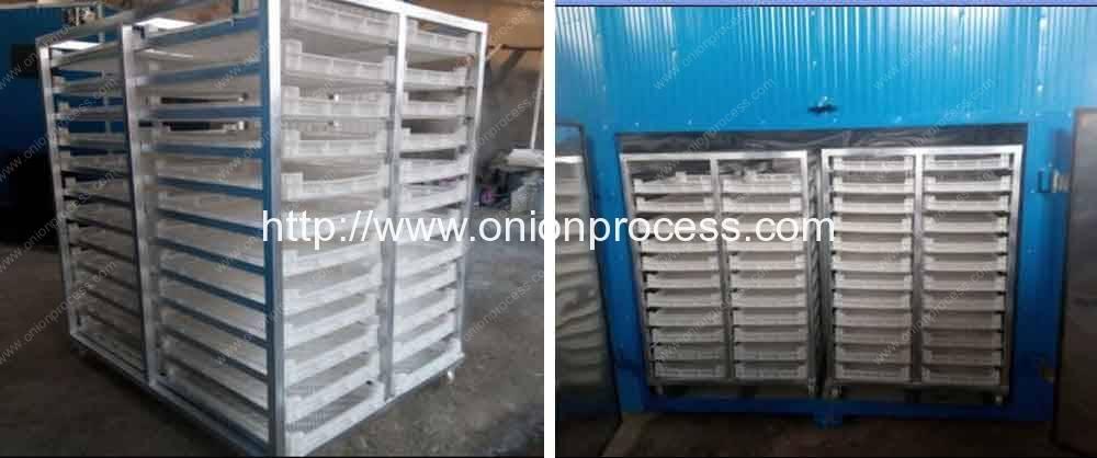 Electric-Heating-Onion-Dryer-Machine