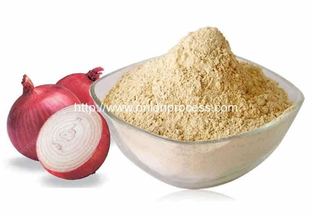 Semi-automatic Onion Powder Production Line
