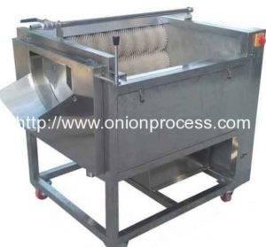 Onion-Water-Washing-Machine