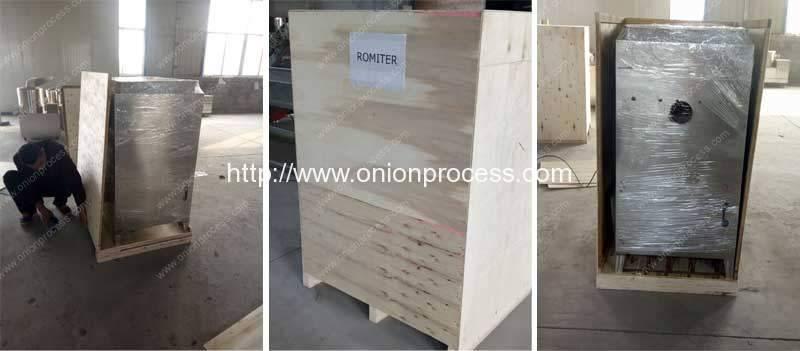 onion-peeling-machine-plywood-package