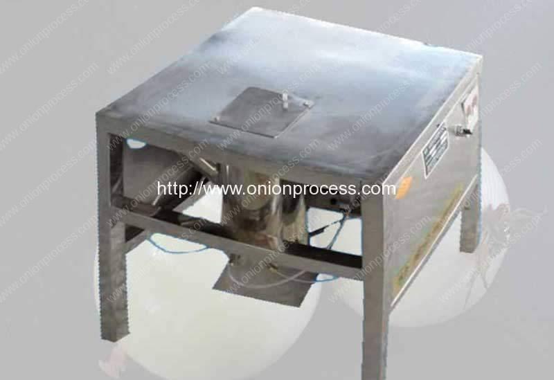 Domestic-150kgh-Small-Onion-Peeling-Machine
