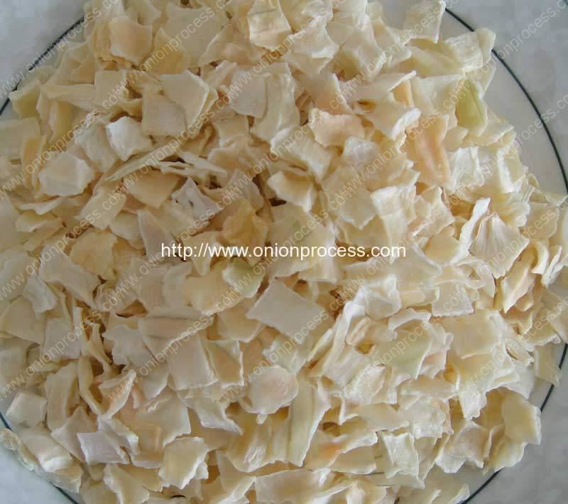 Línea de producción automática de cebolla deshidratada