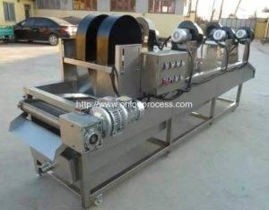 Automatic Air Blow Dryer Machine