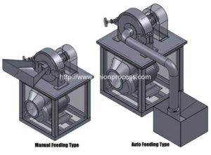 High-Efficenty-Turbo-Type-Stainless-Steel-Onion-Powder-Grinder-Machine