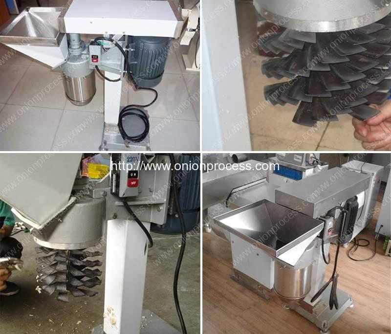 Coarse-Onion-Paste-Making-Machine