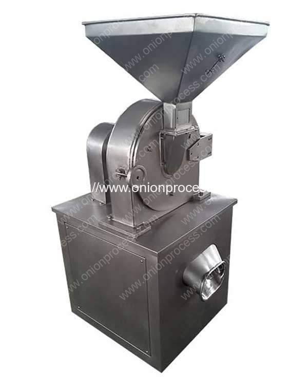 Automatic-Stainless-Steel-Powder-Grinder-Machine