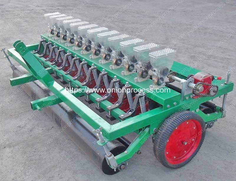 Automatic-Onion-Seeds-Planter-Machine
