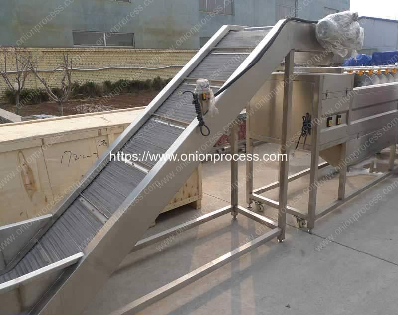 Automatic-Steel-Mesh-Belt-Conveyor-Elevator