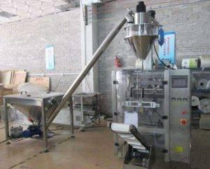 Full-Automatic-Onion-Powder-Dosing-Packing-Machine